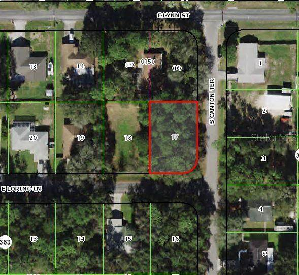 6161 E Loring Lane, Inverness, FL 34452 (MLS #OM621438) :: The Hustle and Heart Group