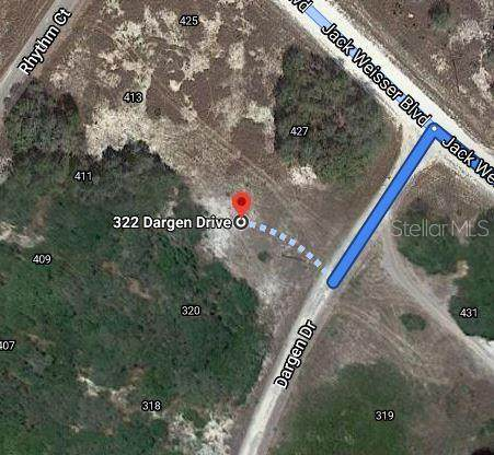 322 Dargen Drive, Lake Placid, FL 33852 (MLS #OM621773) :: The Price Group