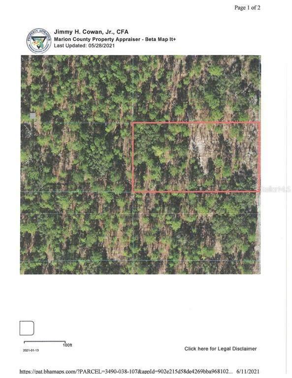 137 TH Court SW, Dunnellon, FL 34432 (MLS #OM622262) :: Gate Arty & the Group - Keller Williams Realty Smart