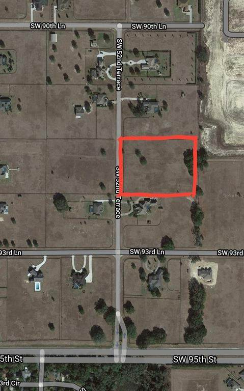 Sw 95Th  St, Ocala, FL 34476 (MLS #OM622327) :: Zarghami Group