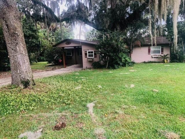 15572 SE 138TH Terrace, Weirsdale, FL 32195 (MLS #OM622817) :: The Light Team