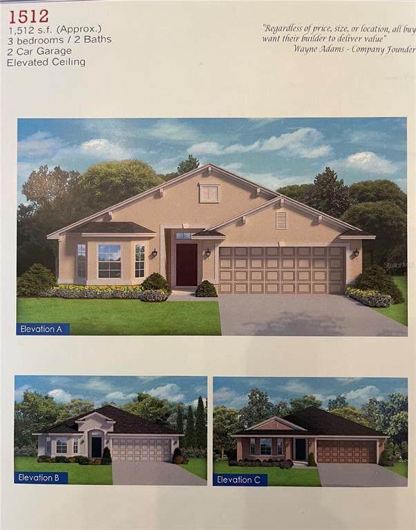 169 NW 45TH Loop, Ocala, FL 34475 (MLS #OM623087) :: Your Florida House Team