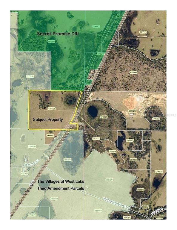911 County Road 48, Groveland, FL 34736 (MLS #OM623188) :: Everlane Realty