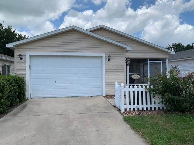 8175 SE 174TH ROWLAND Street, The Villages, FL 32162 (MLS #OM624209) :: Realty Executives