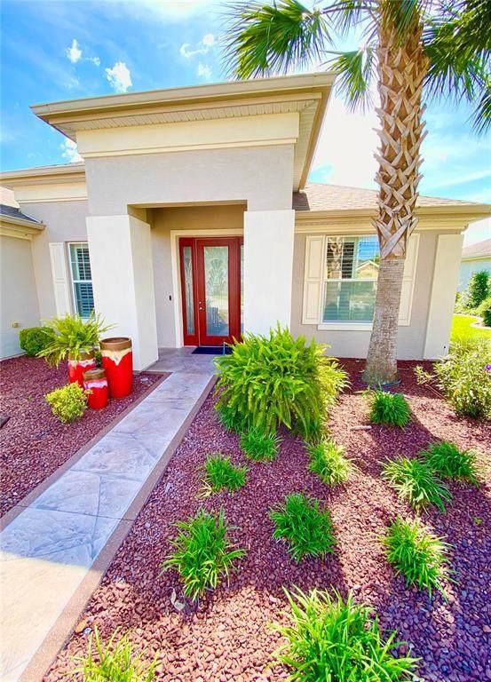 6659 SW 97TH TERRACE Road, Ocala, FL 34481 (MLS #OM624423) :: Bustamante Real Estate
