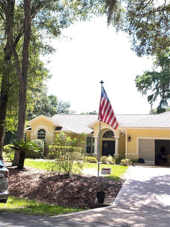 9565 SW 188TH Terrace, Dunnellon, FL 34432 (MLS #OM624724) :: EXIT King Realty