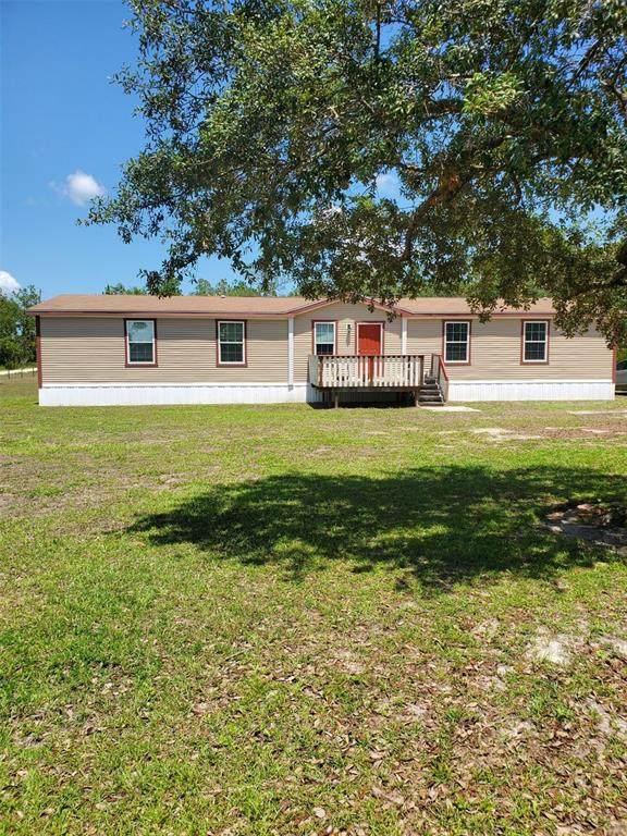 12030 NE 16 Street, Williston, FL 32696 (MLS #OM624891) :: GO Realty
