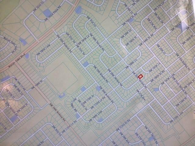 0 SW 25 TERRACE ROAD, Ocala, FL 34473 (MLS #OM626034) :: GO Realty