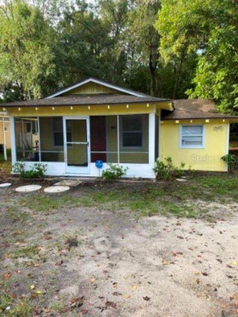 1603 East University Ave, Gainesville, FL 32608 (MLS #OM626212) :: Delgado Home Team at Keller Williams