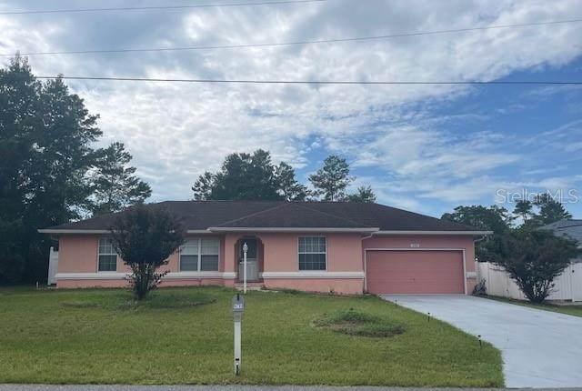 14784 SW 22ND COURT Road, Ocala, FL 34473 (MLS #OM626740) :: Team Bohannon