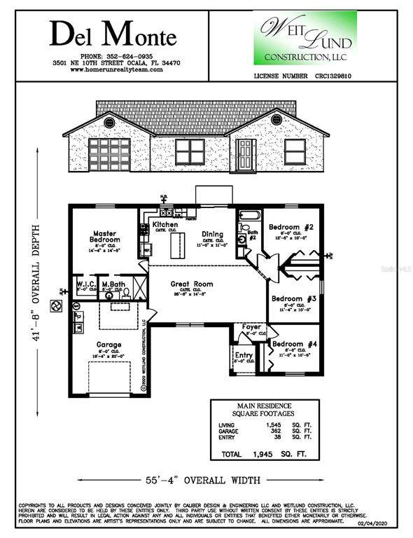 13507 SW 47TH Circle, Ocala, FL 34473 (MLS #OM626936) :: Your Florida House Team