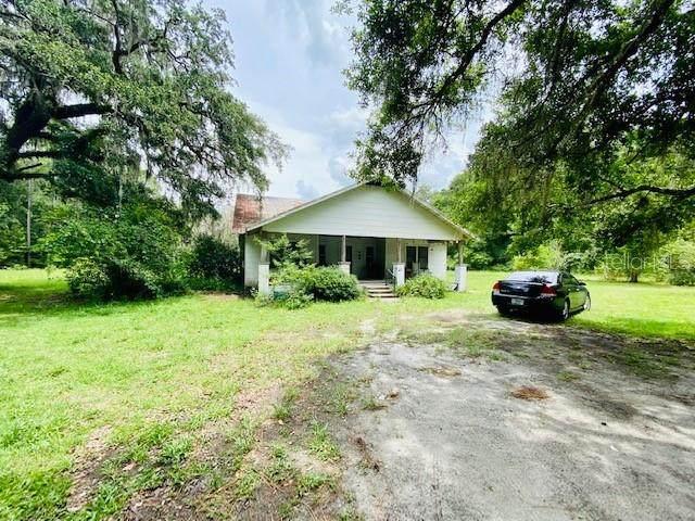 815 NE 145TH AVENUE Road, Silver Springs, FL 34488 (MLS #OM627045) :: Everlane Realty