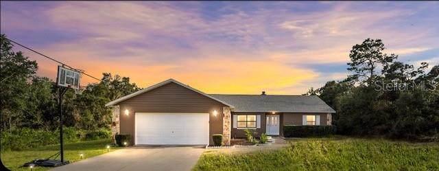 15735 SW 52ND AVENUE Road, Ocala, FL 34473 (MLS #OM627330) :: Southern Associates Realty LLC