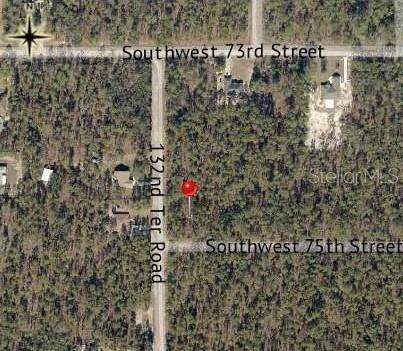 0 SW 75TH Street, Dunnellon, FL 34432 (MLS #OM627371) :: Southern Associates Realty LLC