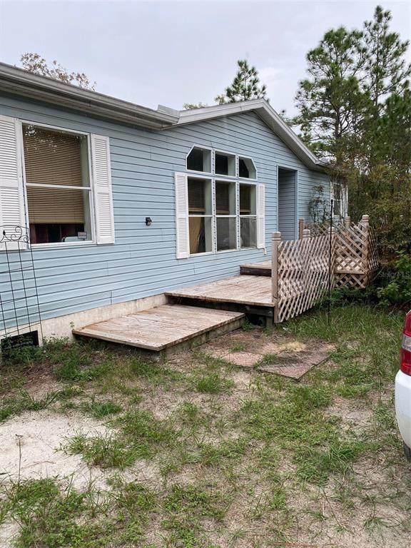 9090 SW 121ST Terrace, Dunnellon, FL 34432 (MLS #OM627411) :: Sarasota Gulf Coast Realtors