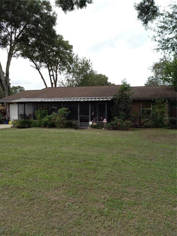 11440 SE 75TH Court, Belleview, FL 34420 (MLS #OM627452) :: Prestige Home Realty