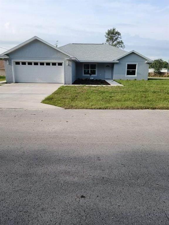 201 Bay Road, Ocklawaha, FL 32179 (MLS #OM627453) :: The Paxton Group