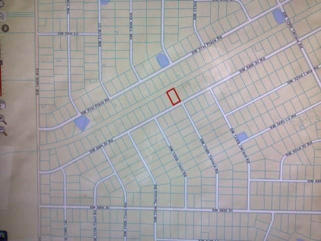 SW 64 STREET ROAD, Ocala, FL 34481 (MLS #OM627475) :: Vacasa Real Estate