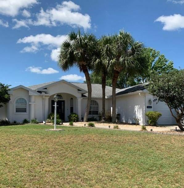 5660 SW 85TH Place, Ocala, FL 34476 (MLS #OM627504) :: The Posada Group at Keller Williams Elite Partners III