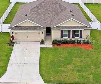 3853 SE 99TH LN, Belleview, FL 34420 (MLS #OM627579) :: Prestige Home Realty