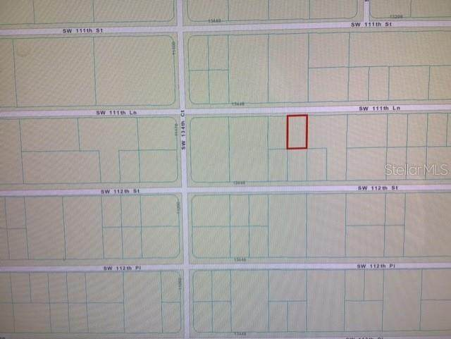 0 SW 111 LANE, Dunnellon, FL 34432 (MLS #OM627869) :: GO Realty