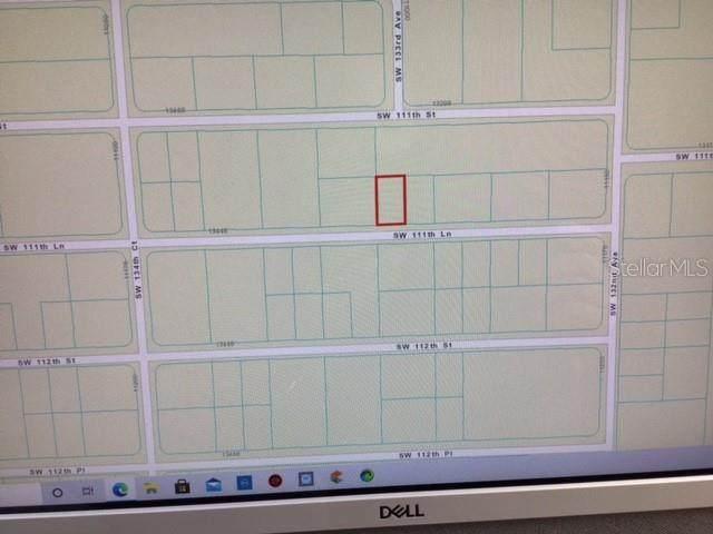 0 SW 111 LANE, Dunnellon, FL 34432 (MLS #OM627871) :: Everlane Realty