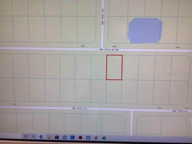 0 SW 151 STREET ROAD, Ocala, FL 34473 (MLS #OM628224) :: Cartwright Realty