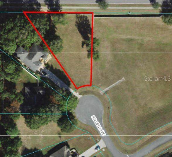 0 SW 58TH Avenue, Ocala, FL 34474 (MLS #OM628227) :: Global Properties Realty & Investments