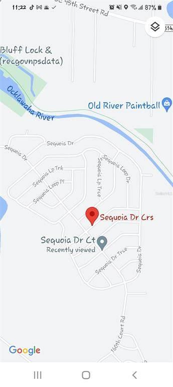 TBD Sequioa Drive Course, Ocklawaha, FL 32183 (MLS #OM628718) :: Delgado Home Team at Keller Williams