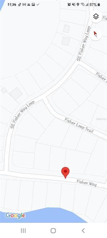 TBD Fisher Way, Ocklawaha, FL 32179 (MLS #OM628729) :: Delgado Home Team at Keller Williams