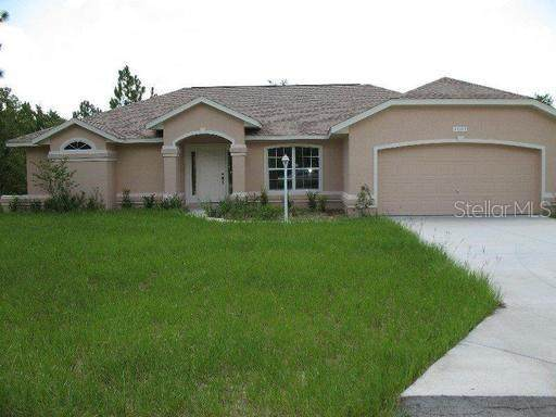 13163 SW 83RD TERRACE Road, Ocala, FL 34473 (MLS #OM628805) :: Griffin Group