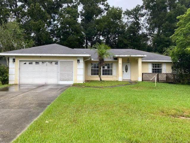 6215 SE 125TH Place, Belleview, FL 34420 (MLS #OM628814) :: Griffin Group