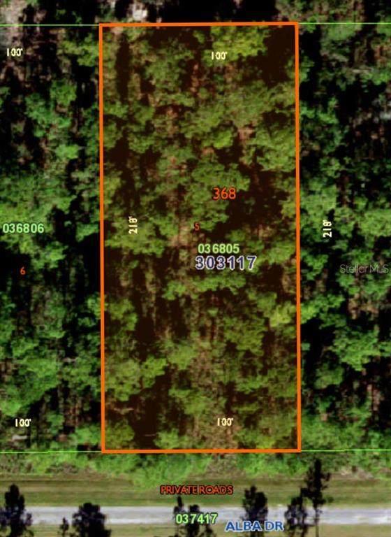 310 Alba Drive, Indian Lake Estates, FL 33855 (MLS #OM628983) :: Team Pepka