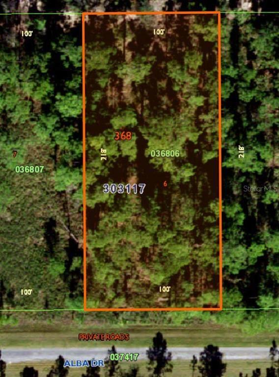 312 Alba Drive, Indian Lake Estates, FL 33855 (MLS #OM628985) :: Team Pepka