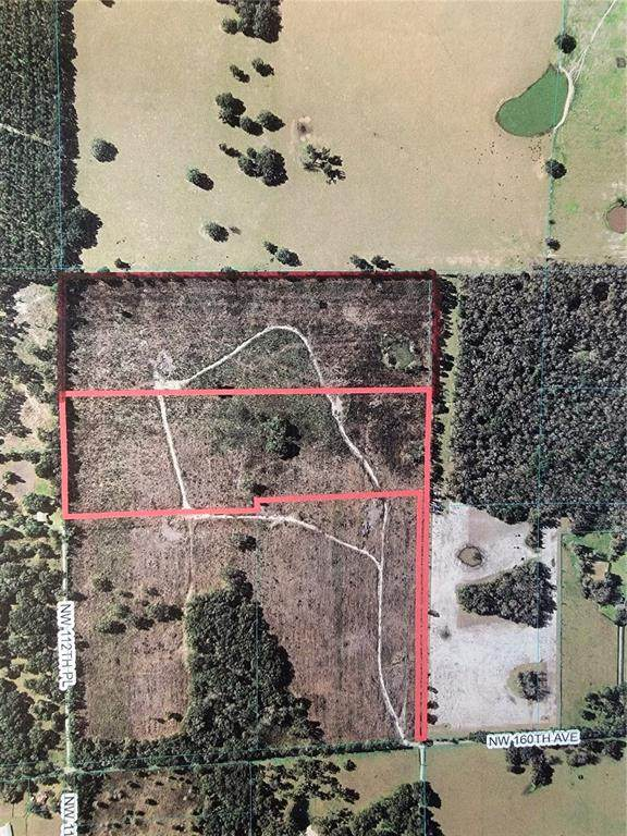 0 NW 160TH Avenue, Morriston, FL 32668 (MLS #OM629043) :: Rabell Realty Group