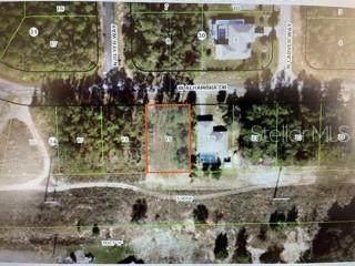 1914 W Alhambra Drive, Citrus Springs, FL 34434 (MLS #OM629114) :: Armel Real Estate