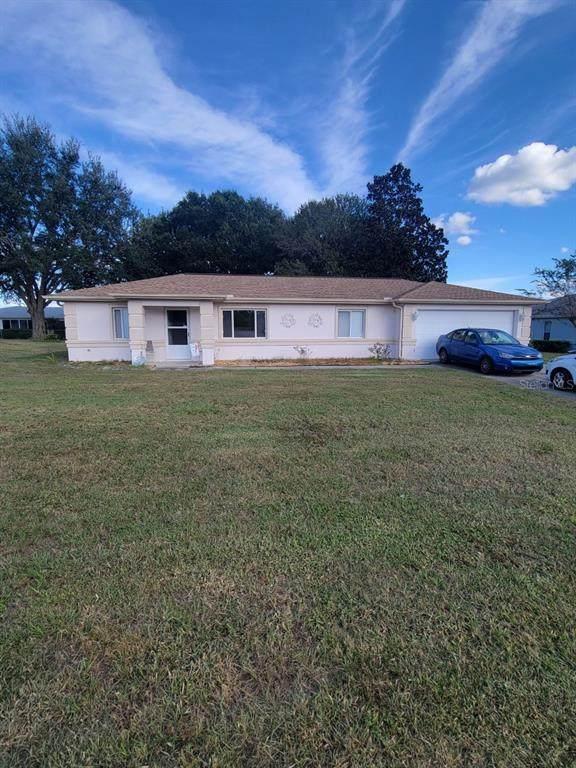 10141 SW 62ND TERRACE Road, Ocala, FL 34476 (MLS #OM629265) :: Everlane Realty