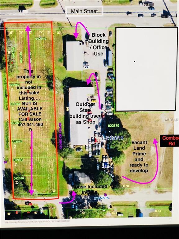 2525 E Main Street, Lakeland, FL 33801 (MLS #P4900034) :: KELLER WILLIAMS CLASSIC VI