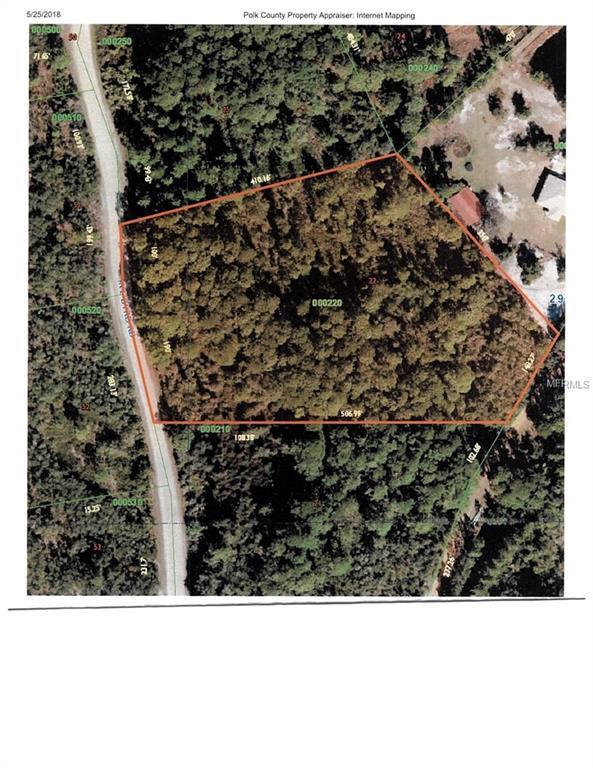1733 R E Byrd Road, Frostproof, FL 33843 (MLS #P4900771) :: Homepride Realty Services
