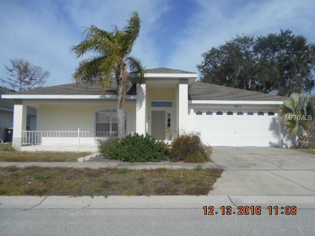 201 Golf Aire Boulevard, Haines City, FL 33844 (MLS #P4903786) :: Welcome Home Florida Team