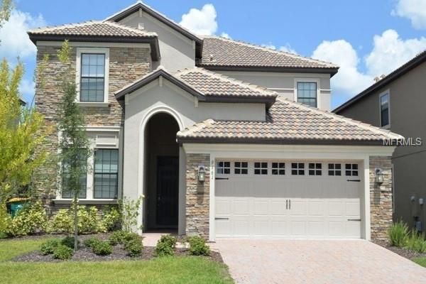 9161 Scramble Drive, Davenport, FL 33896 (MLS #P4904692) :: Premium Properties Real Estate Services