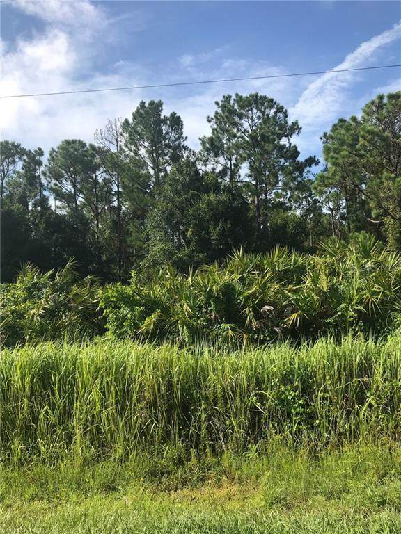 Us Hwy 98 W, Frostproof, FL 33843 (MLS #P4907115) :: Cartwright Realty
