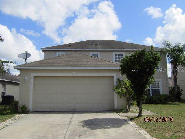 412 Barlyn Avenue, Haines City, FL 33844 (MLS #P4907663) :: Griffin Group