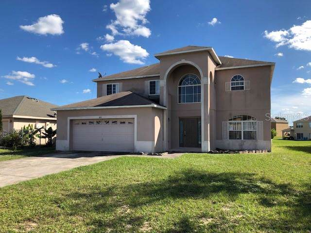 406 Big Black Place, Poinciana, FL 34759 (MLS #P4908528) :: The Robertson Real Estate Group