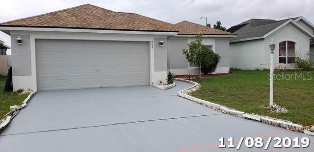 263 Therese Street, Davenport, FL 33897 (MLS #P4908575) :: Premium Properties Real Estate Services