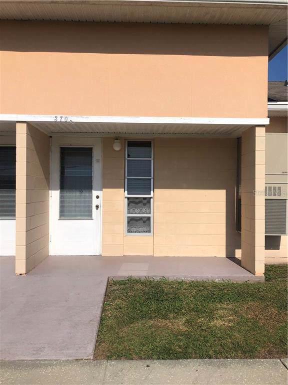 3709 Club Circle, Lake Wales, FL 33854 (MLS #P4909339) :: Team Bohannon Keller Williams, Tampa Properties