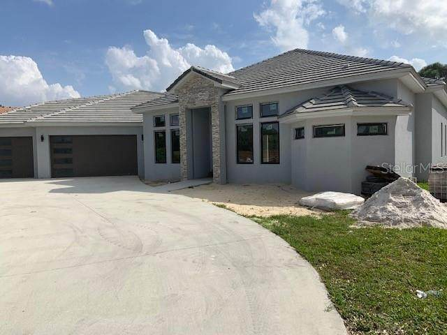4130 Country Club Road, Winter Haven, FL 33881 (MLS #P4909724) :: KELLER WILLIAMS ELITE PARTNERS IV REALTY