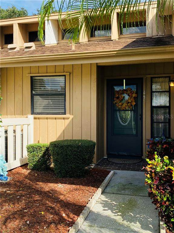 5225 Imperial Lakes Boulevard #42, Mulberry, FL 33860 (MLS #P4913142) :: Cartwright Realty
