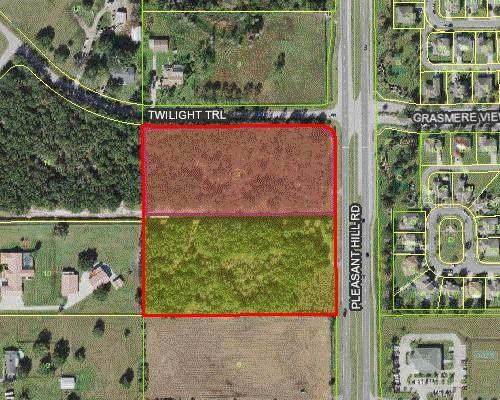 Twilight Trail, Kissimmee, FL 34746 (MLS #P4913741) :: The Lersch Group