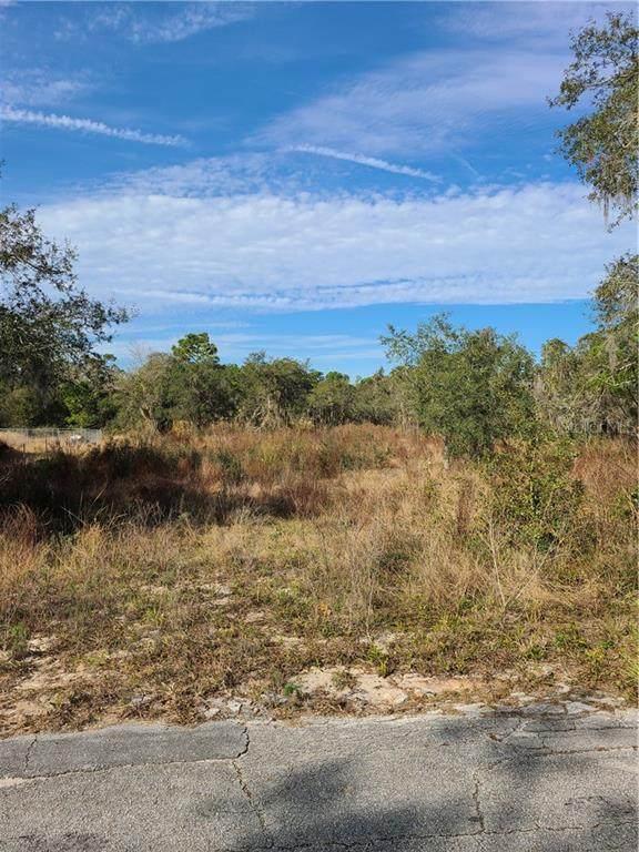 Hartman Road, Lake Wales, FL 33898 (MLS #P4913995) :: Baird Realty Group